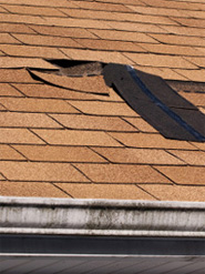 Damaged Roofing Carmel